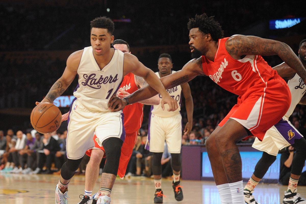 Clippers Vs Lakers 2016 Live Stream Start Time Tv