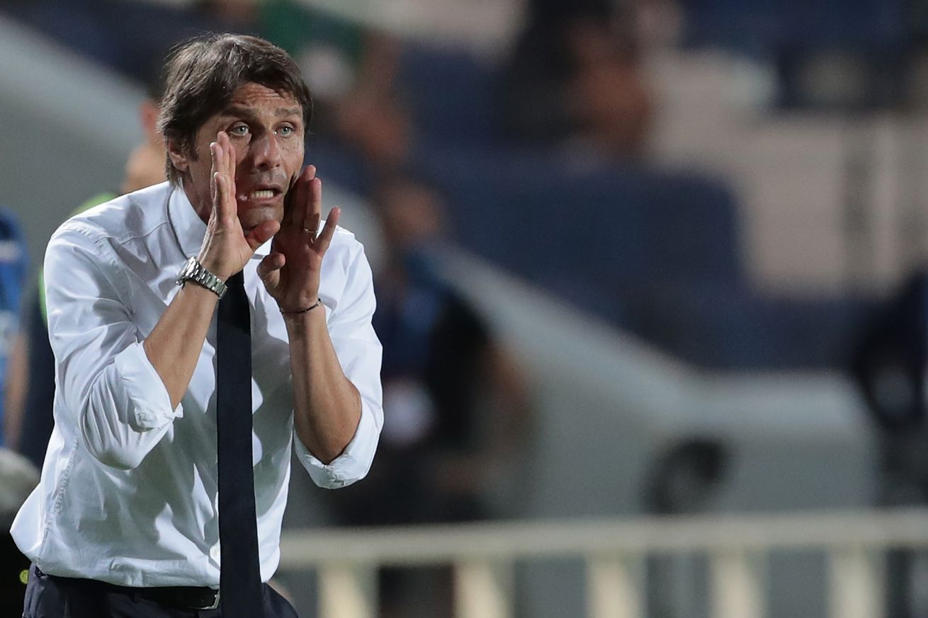 """Is Conte?s time at Inter somehow over"""""""