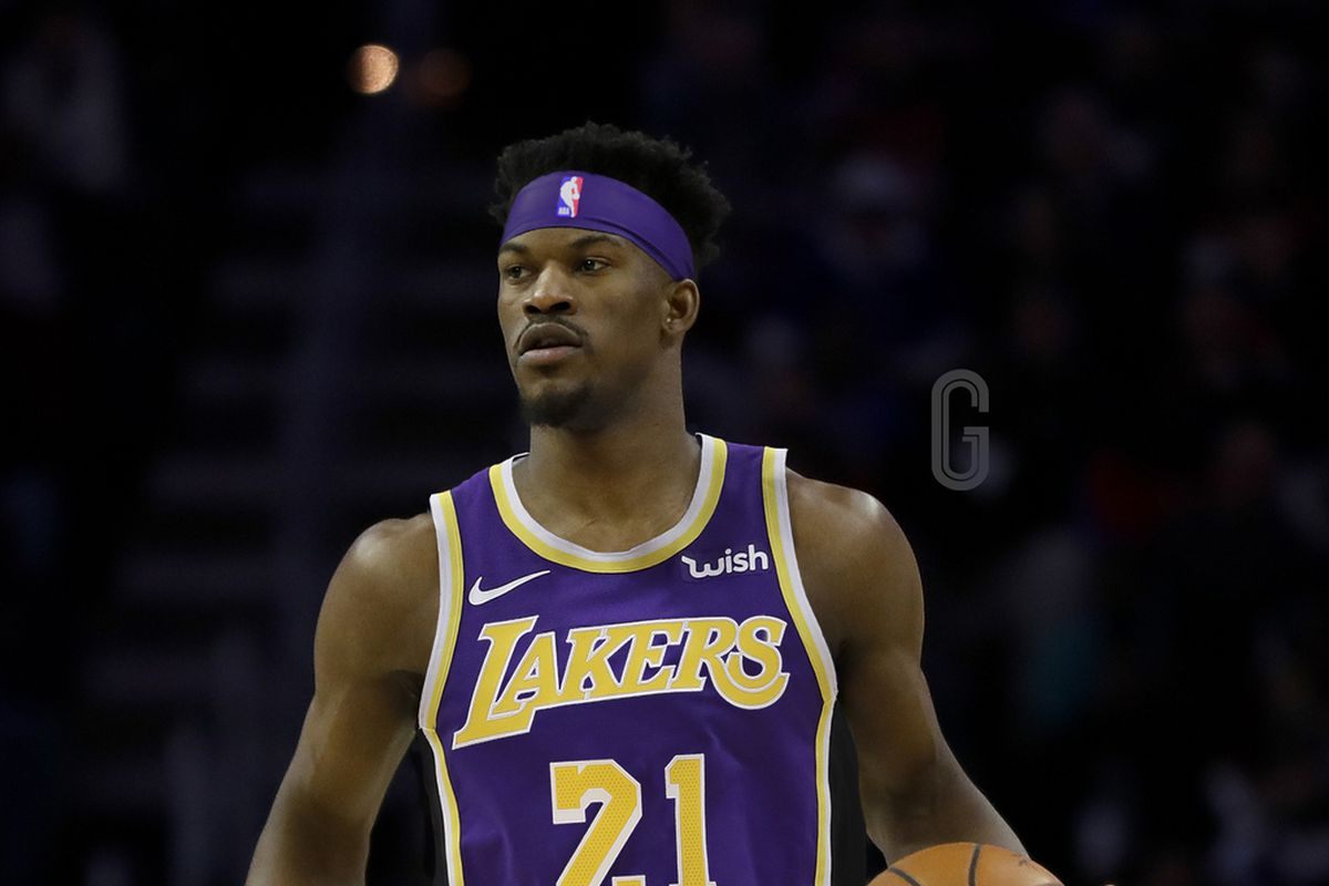 96245d408ea Lakers Free Agency Rumors: L.A. has 'genuine interest' in Jimmy ...