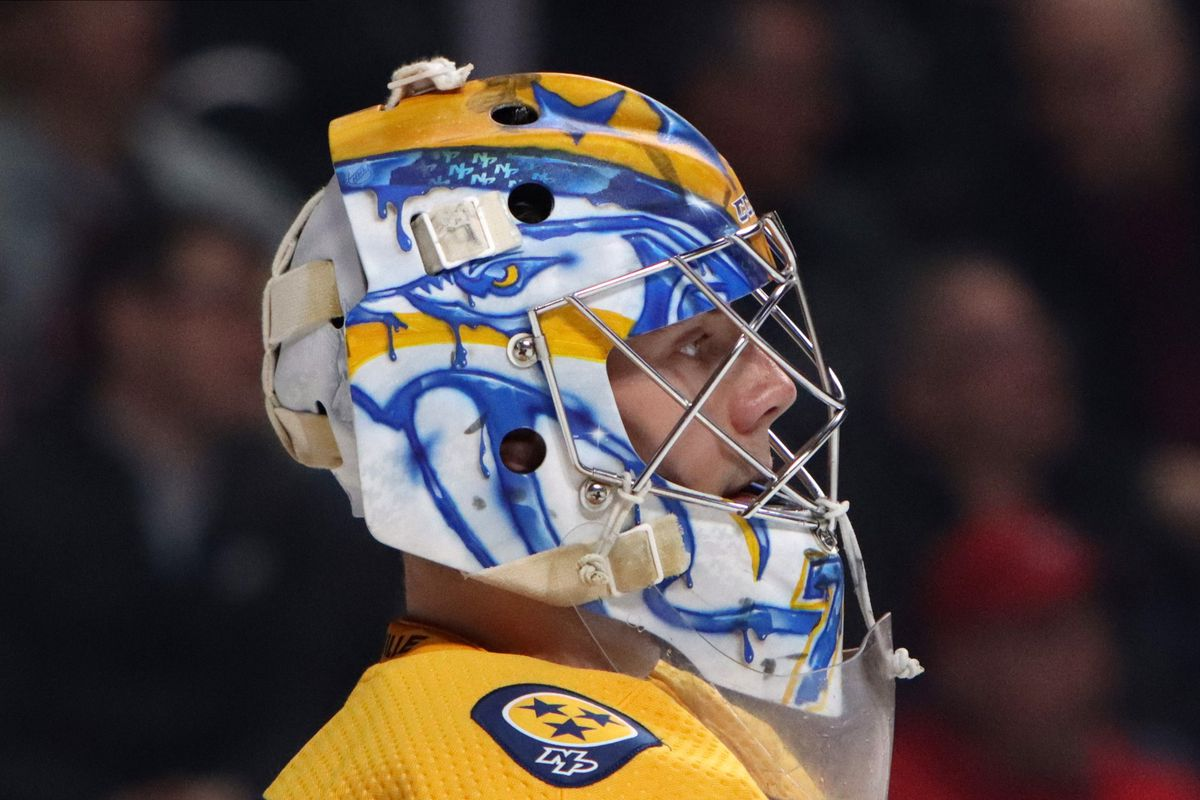 NHL: Nashville Predators at Montreal Canadiens