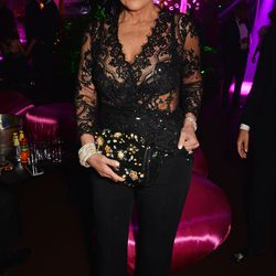 Kris Jenner at the Chopard Wild party.
