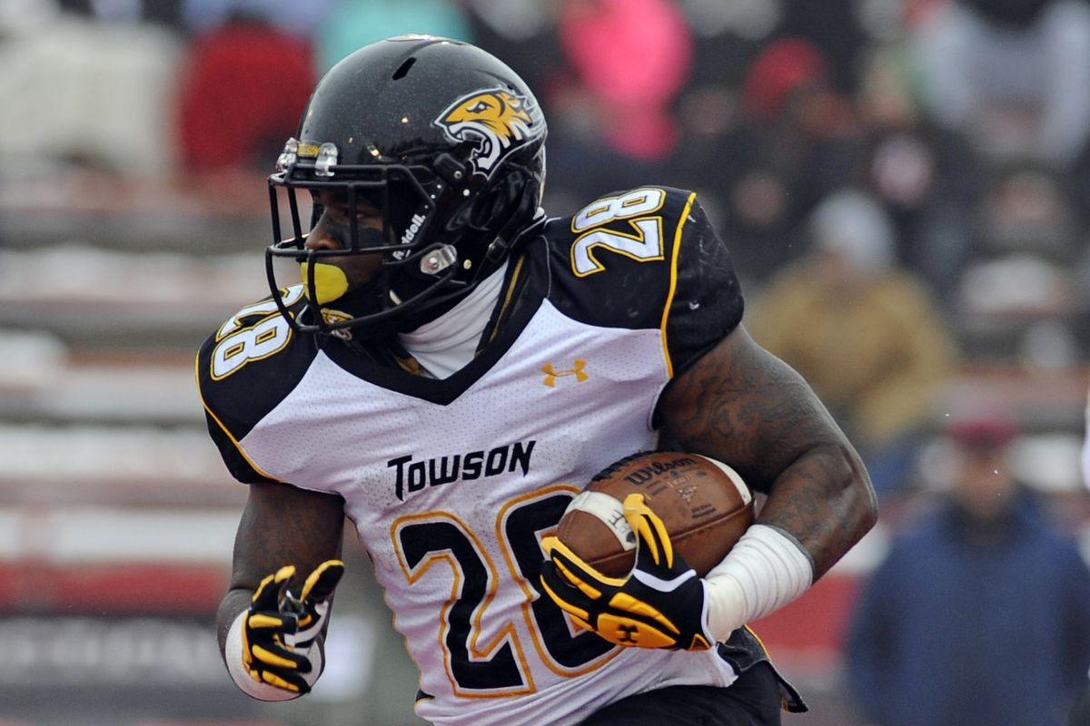 Terrance West will attend the Ravens' local workout next Monday.