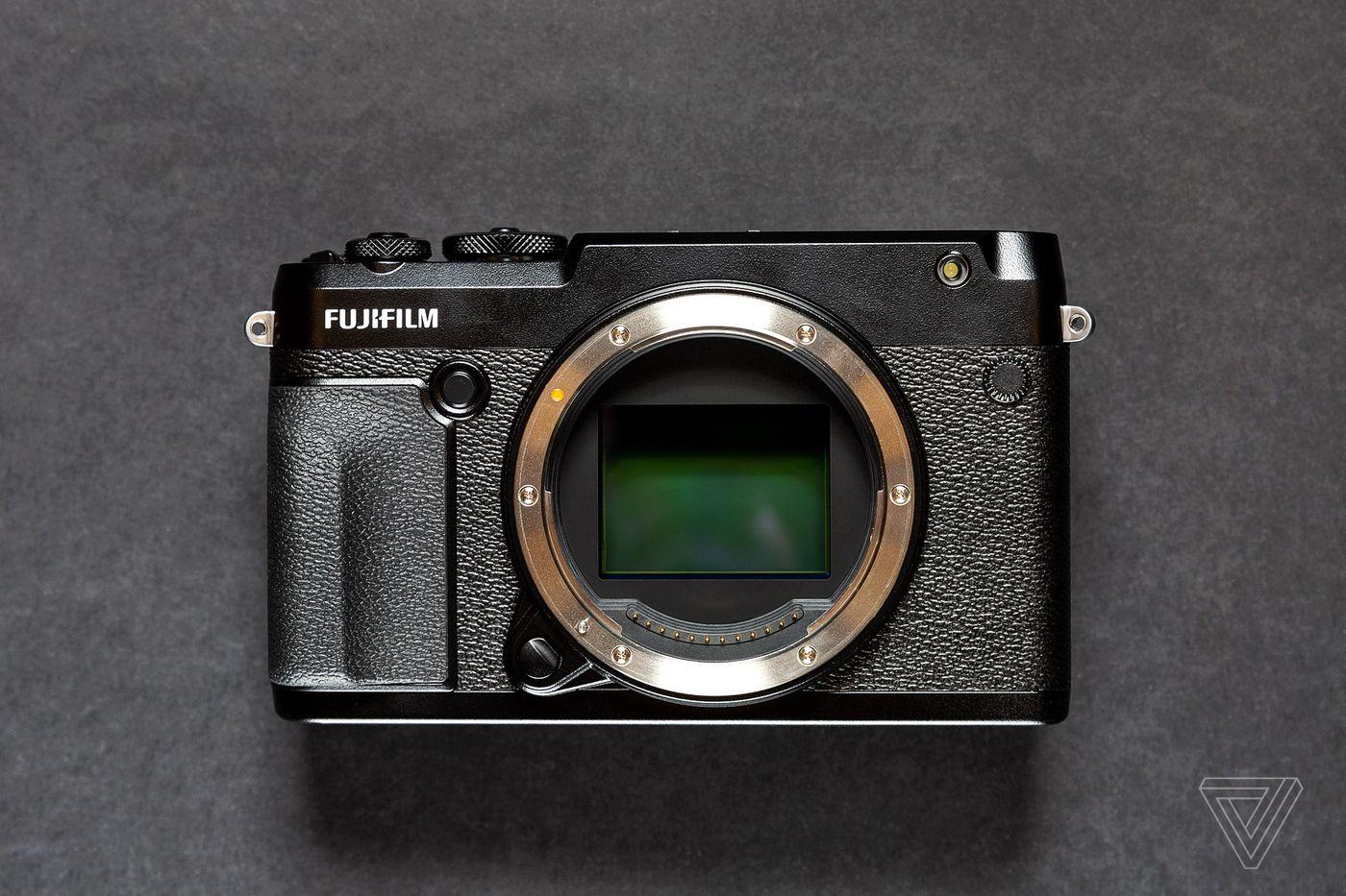 Fujifilm GFX 50R medium format camera review: bigger isn't always