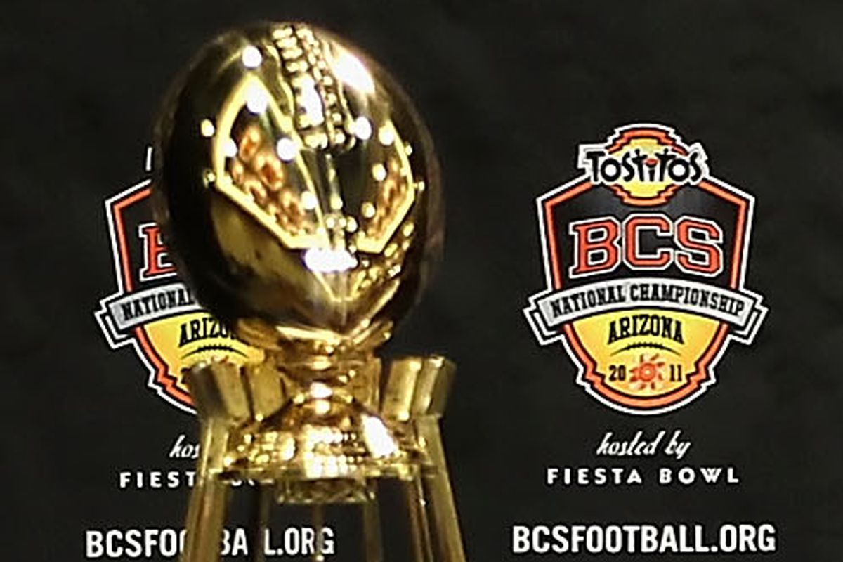Tostitos BCS National Championship Game - Press Conference
