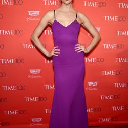 Karlie Kloss in Victoria Beckham at the Time 100 Gala.