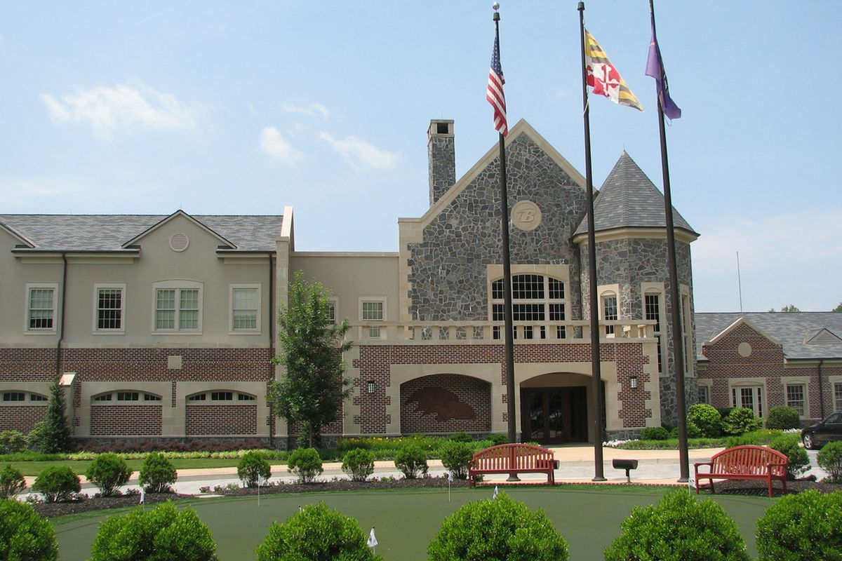 Baltimore Ravens Owings Mills Practice Facility