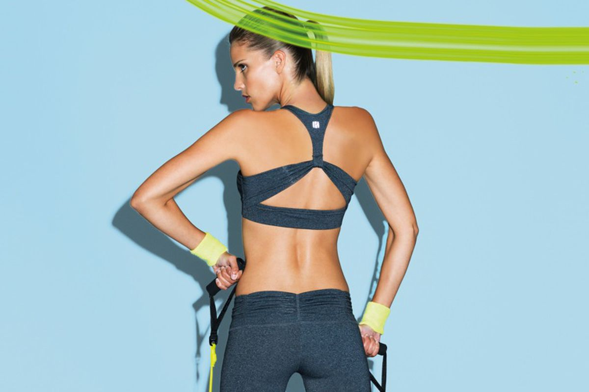 "Koral Pulse <a href=""http://activewear.koral.com/#!portfolio-item/pulse-sports-bra-marvy-legging/"">sports bra</a>"