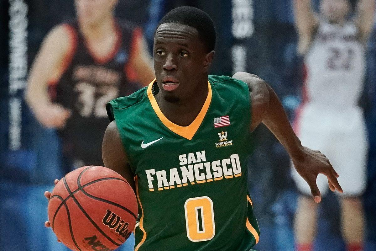NCAA Basketball: San Francisco at St. Mary's