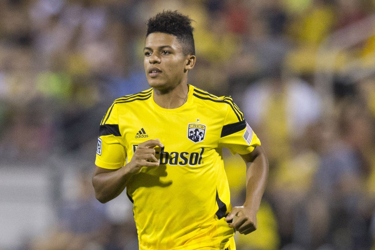 Crew Youngster Romain Gall Was Left Off Of Thursdays U S Under  World Cup Roster Despite Being The Teams Leading Goal Scorer