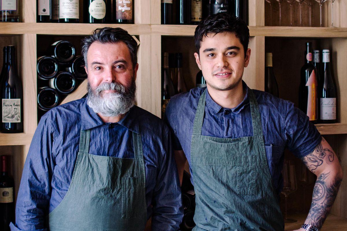 Chef Nuno Mendes