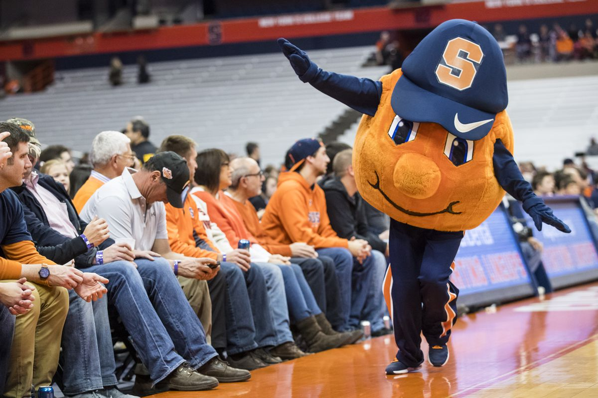 What It S Like To Be A College Basketball Mascot During March