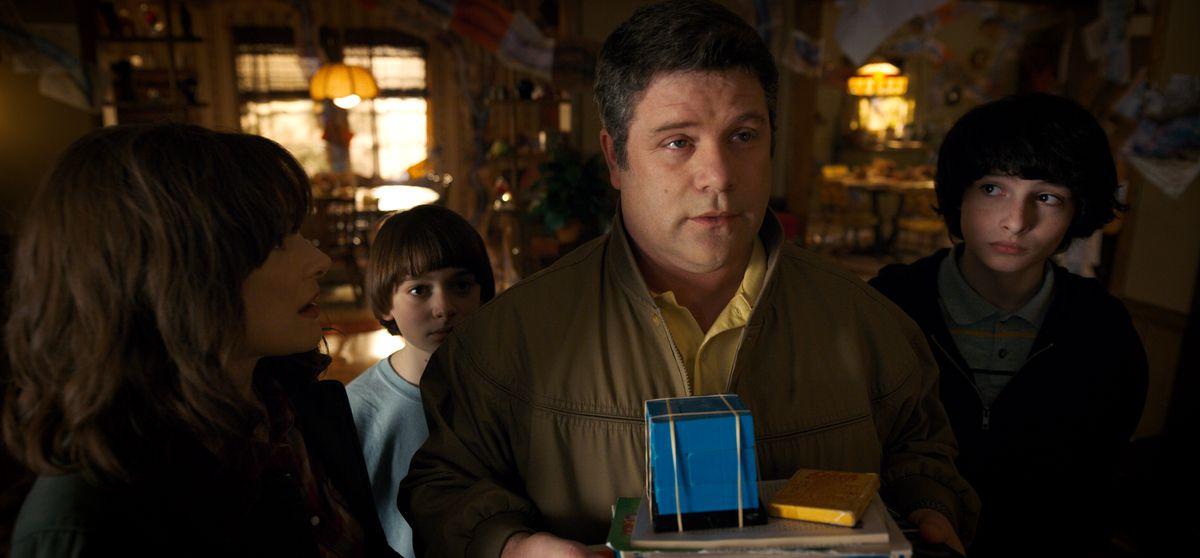 Stranger Things: personal dramas more compelling than