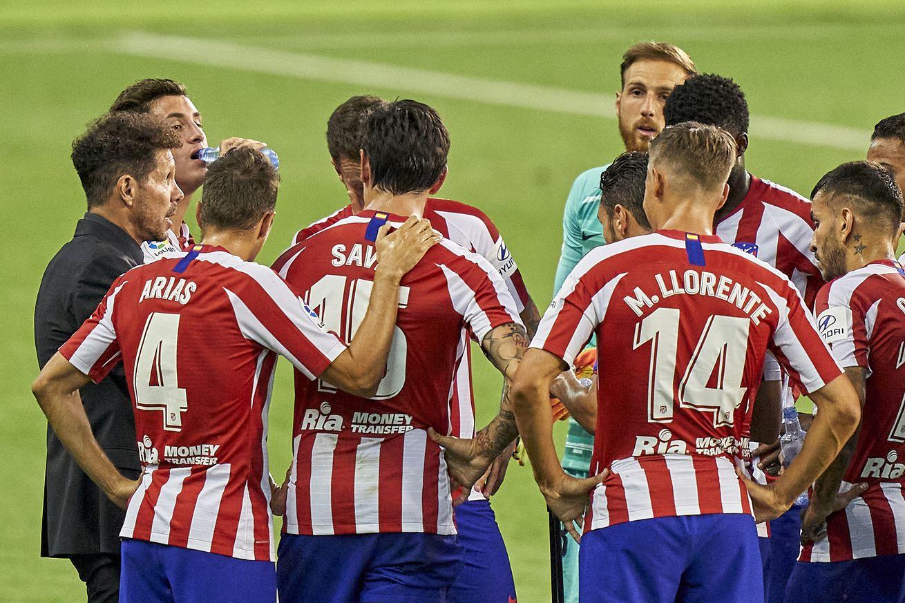 UEFA Champions League draw results: Atlético draw RB Leipzig