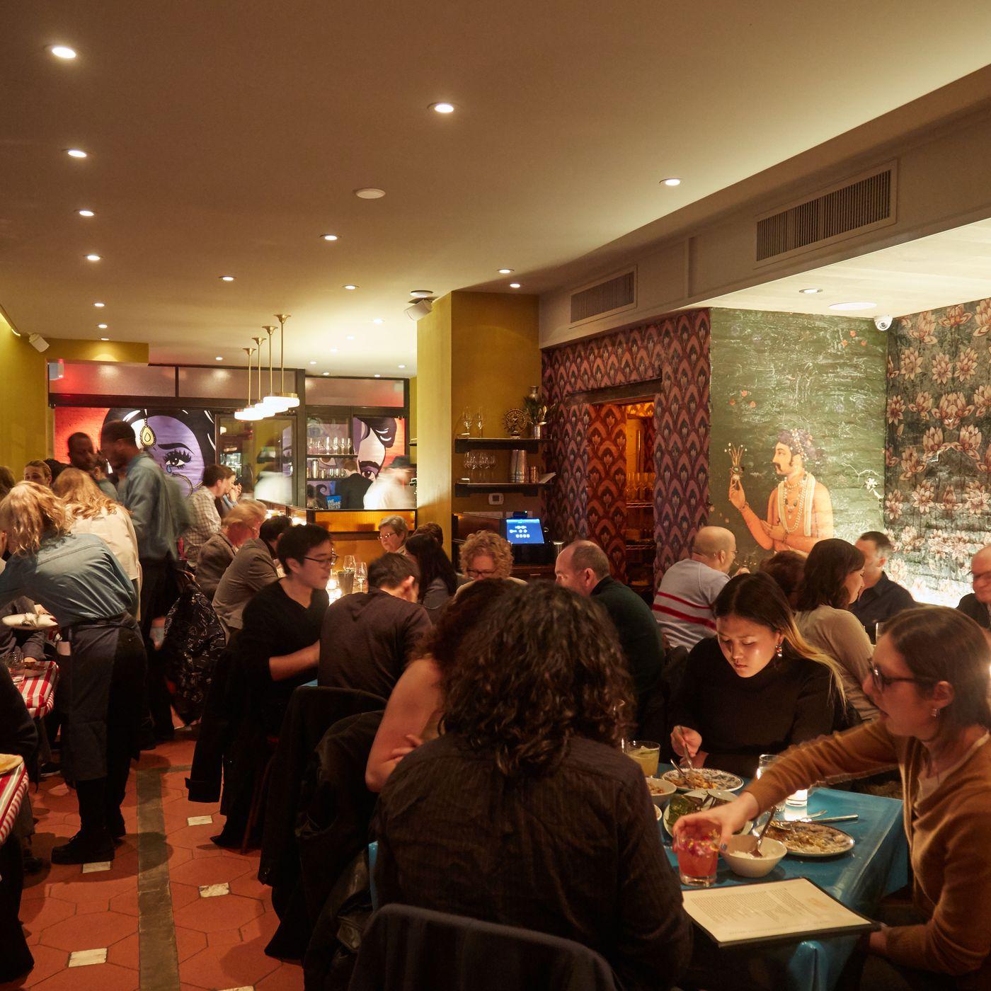 Soho Indian Restaurant Bombay Bread Bar Is Closing in September