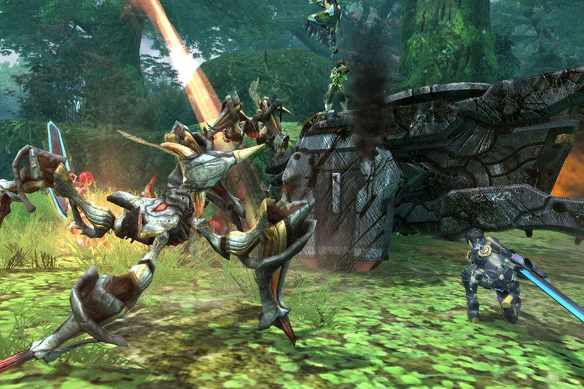 Phantasy Star Online 2 Vita