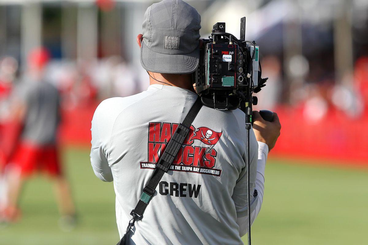 NFL: JUL 29 Buccaneers Training Camp