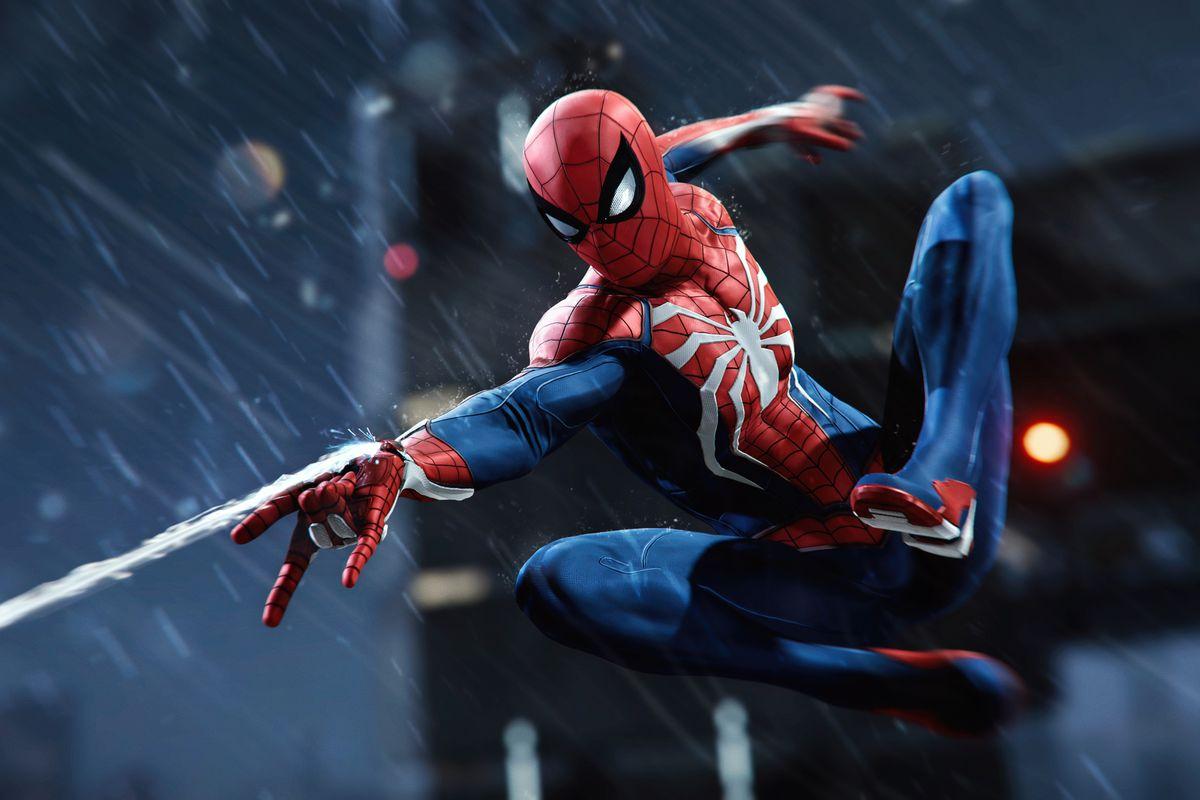 Spider Man S Healing System Handles A Tricky Problem Elegantly Polygon