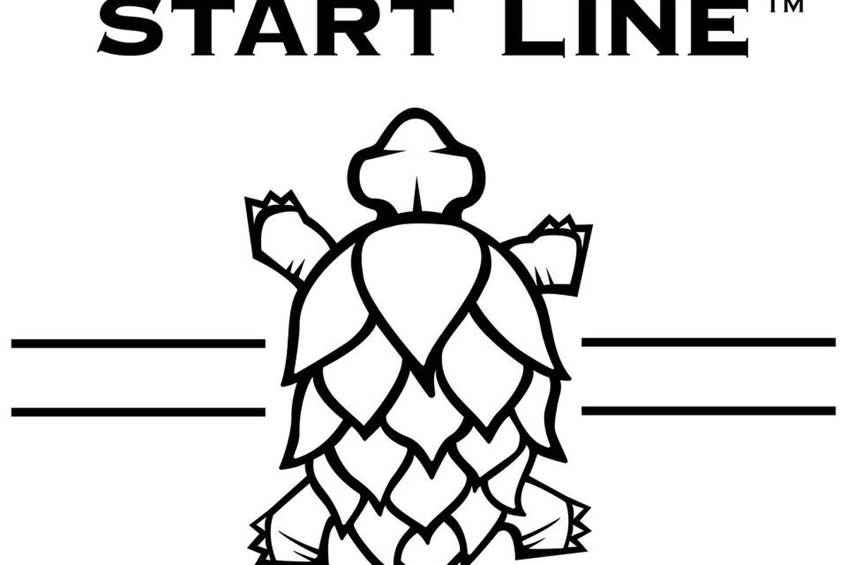 Start Line Brewing logo