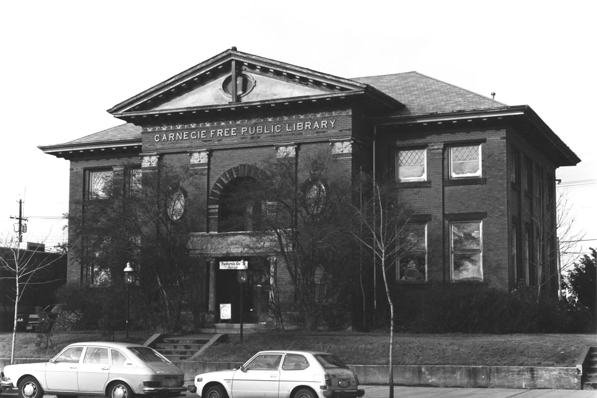 The many lives of the Ballard Carnegie Library - Curbed Seattle