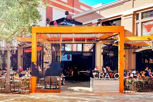 Chayo Mexican Kitchen + Tequila Bar