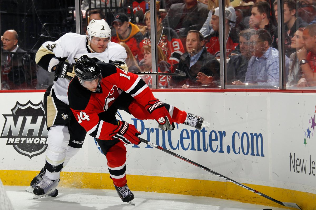Adam Henrique is due for a new deal this summer. What should he get? Let's compare him against similarly productive players to educate our guess.