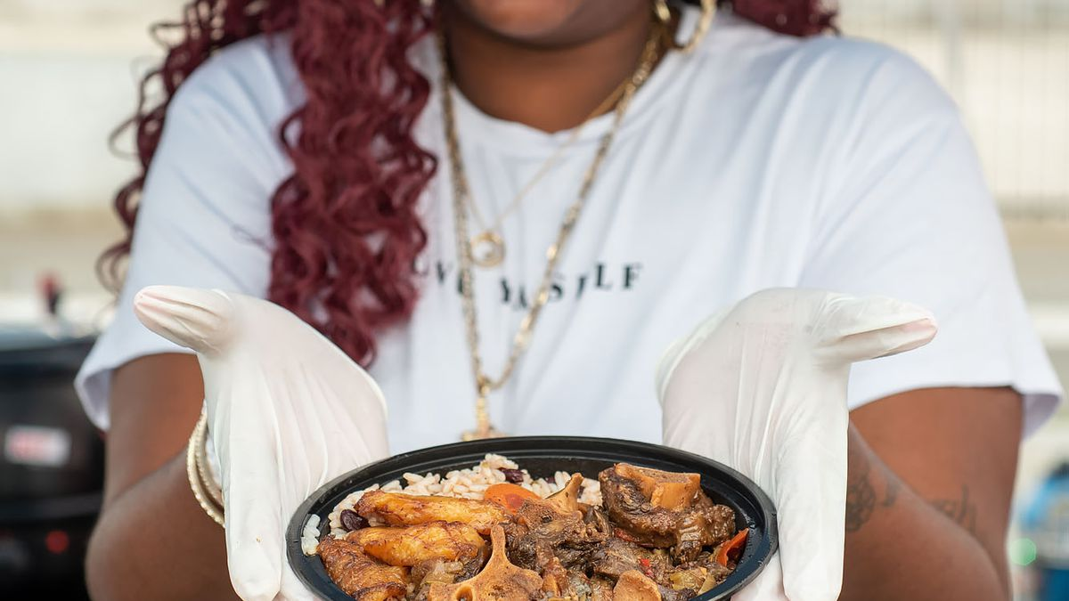 Oxtail from Trinistyle
