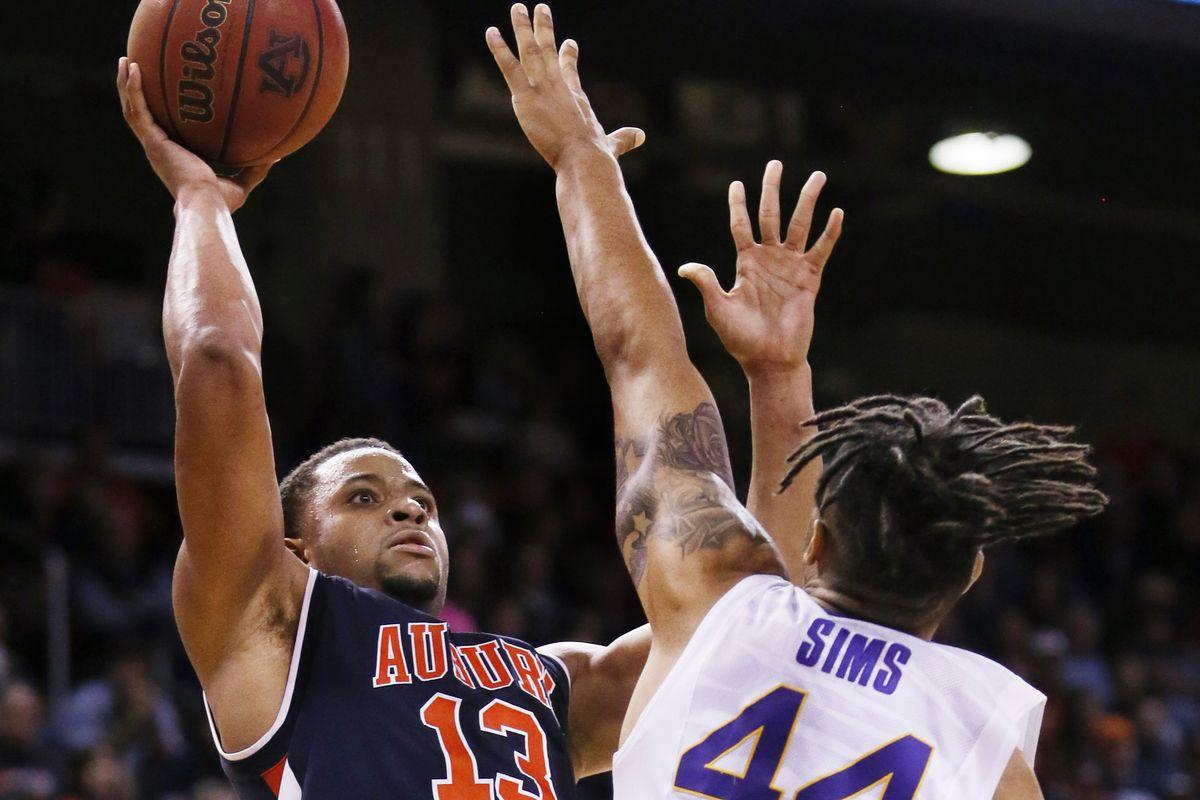 NCAA Basketball: Louisiana State at Auburn
