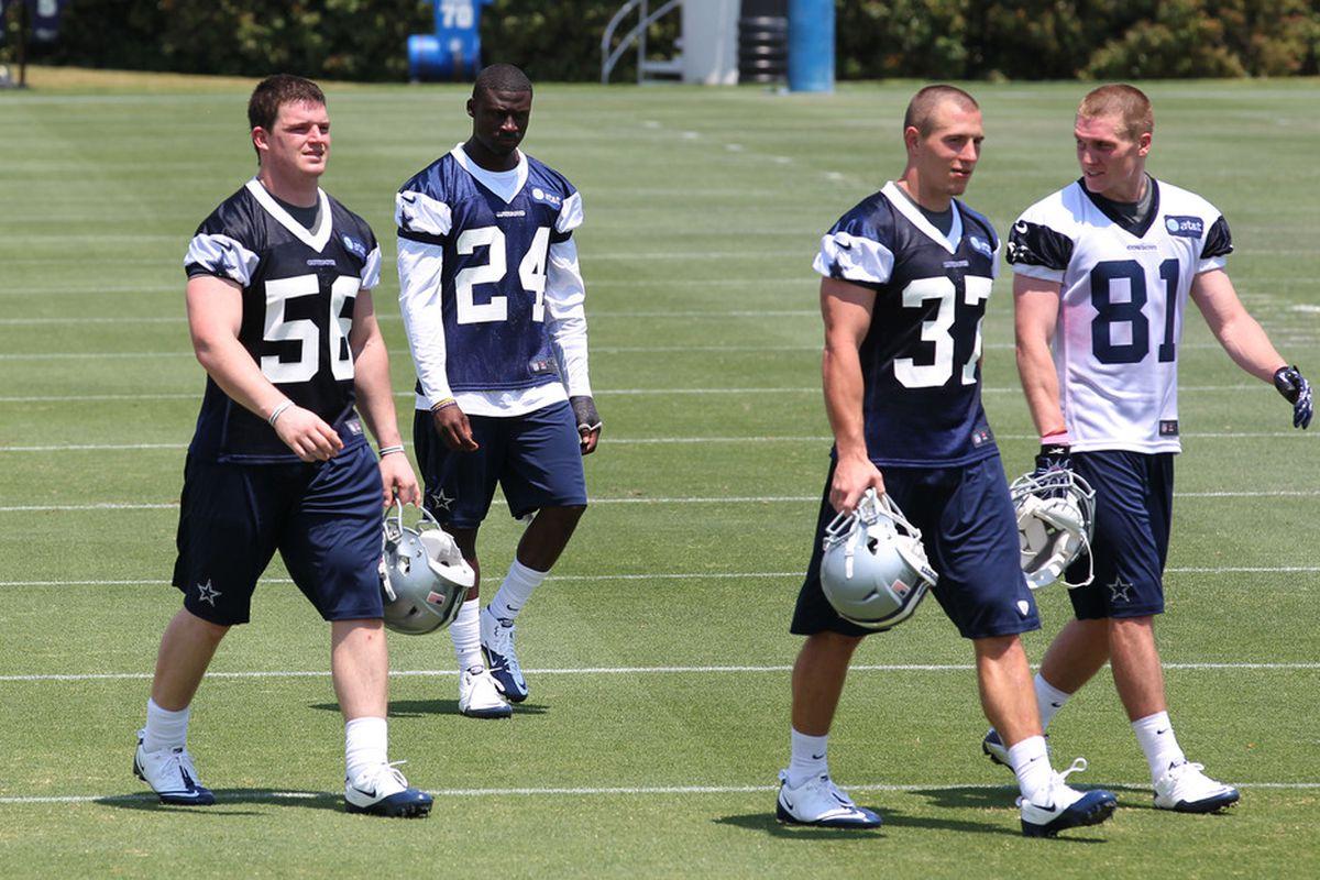 d379f42b1 Dallas Cowboys Draft Picks 2012  Matt Johnson Profile - SB Nation Dallas