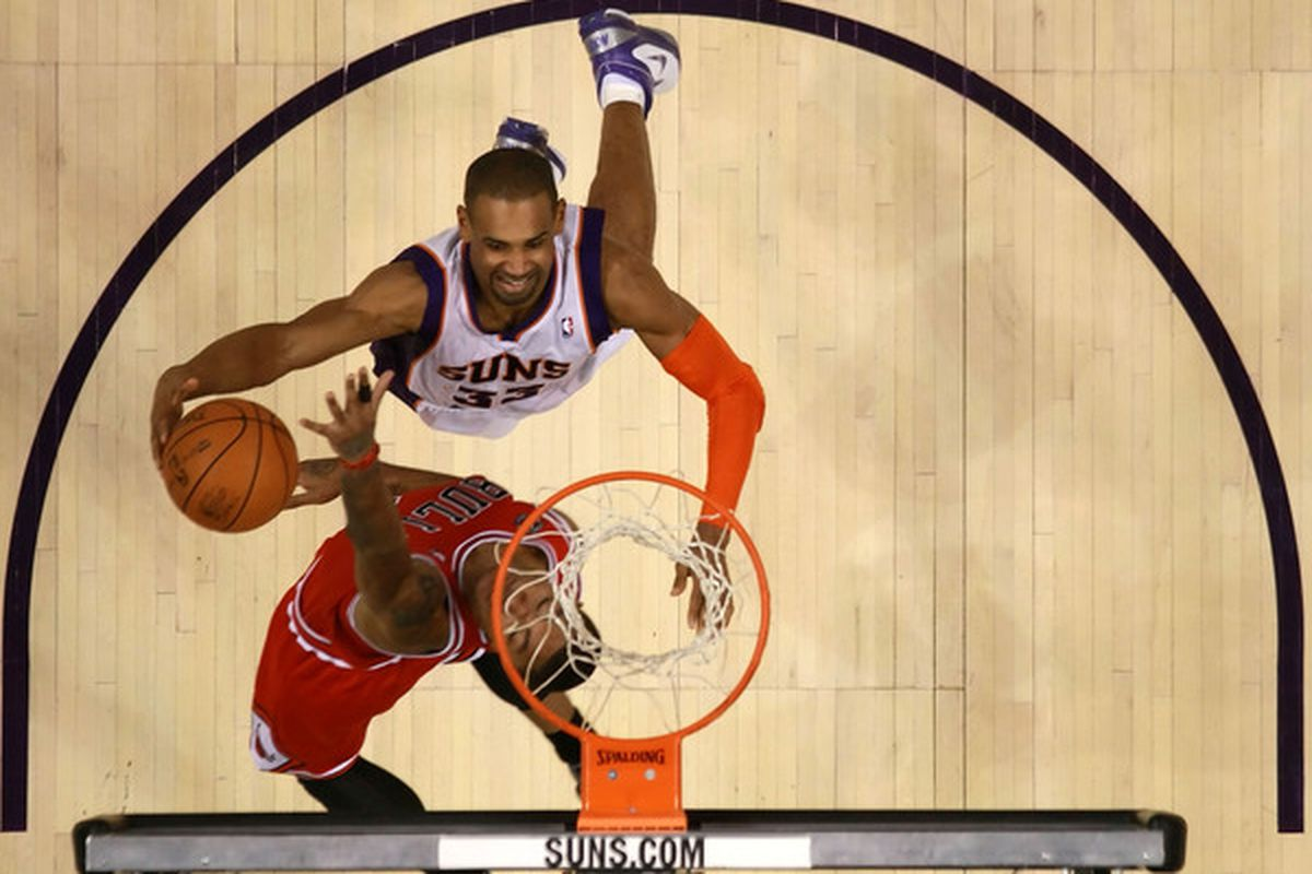 a317f6d36a54 Phoenix Suns Vs. Chicago Bulls  TV Schedule To Watch Derrick Rose And Steve  Nash
