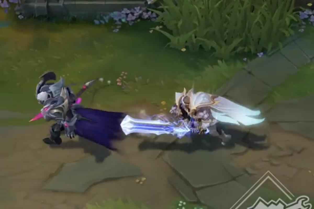 God King Darius And Garen Skins Are Coming For The Next Versus Event