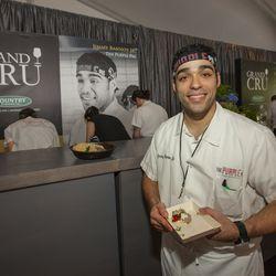Purple Pig chef Jimmy Bannos Jr.