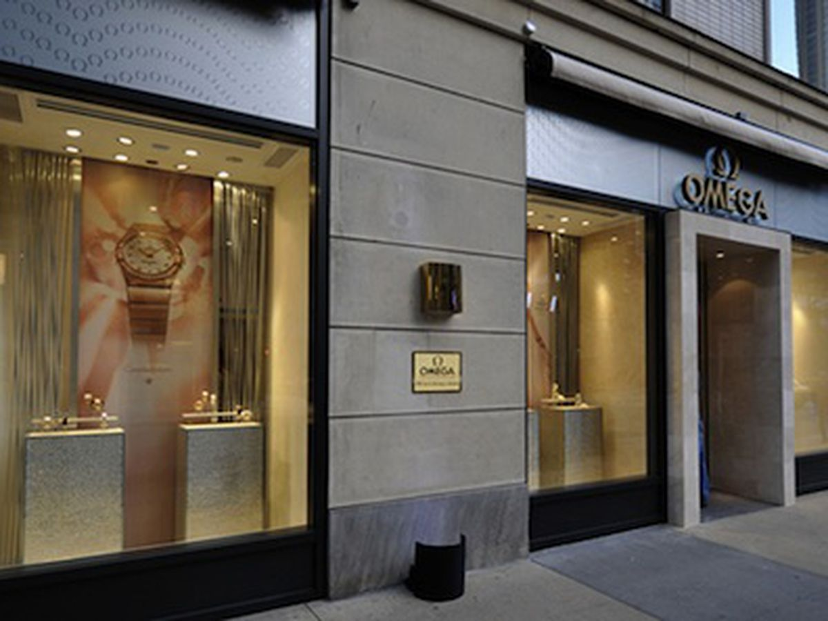 """Photo: <a href=""""http://www.omegawatches.com/stores/search-on-map/store-details/6705"""">via</a> Omega"""