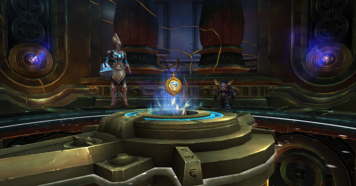 Heart of azeroth picl