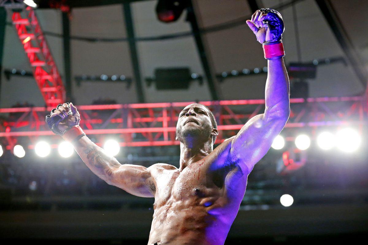 MMA: UFC 230 - Roberson vs Marshman