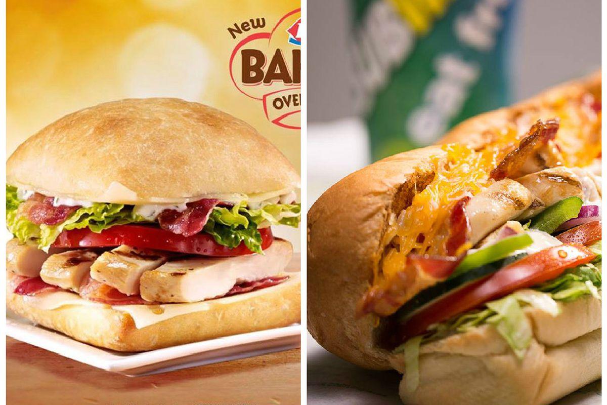 Sandwich dopplegangers?