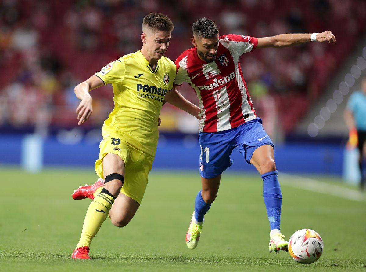 Club Atletico de Madrid v Villarreal CF - La Liga Santander