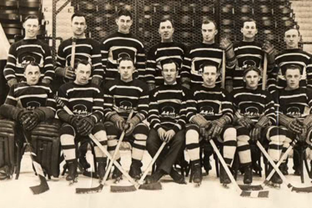 The 1925-1926 Bruins. They did better in the second year.