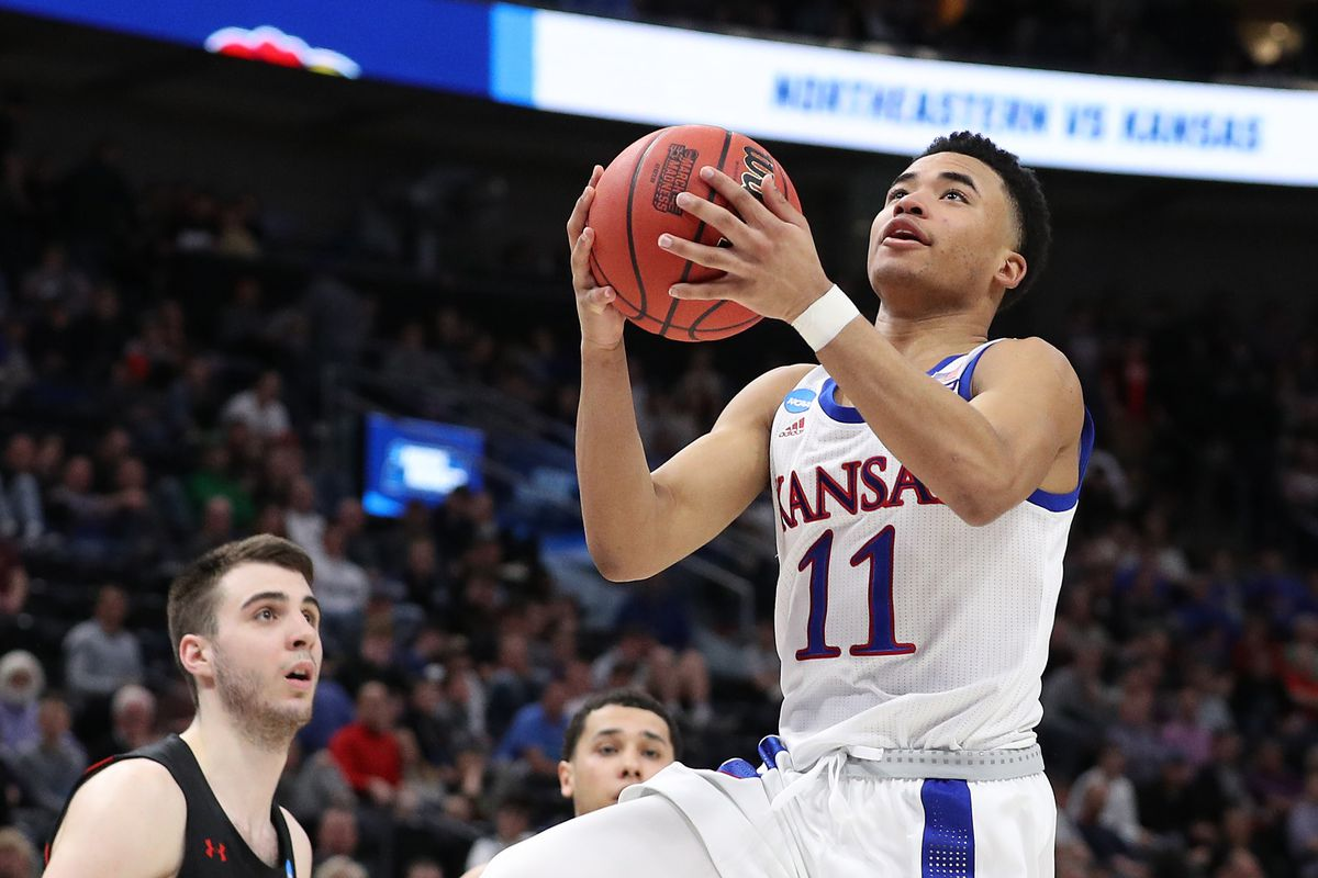 Notebook: Tennis Team Hopes to Maul Big 12 Tournament; Devon Dotson Mauls Explanation of Testing NBA Waters