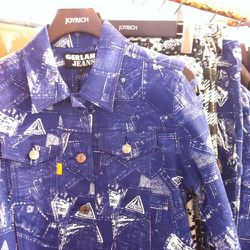 Cult brands like Gerlan Jeans will be featured in the new store.