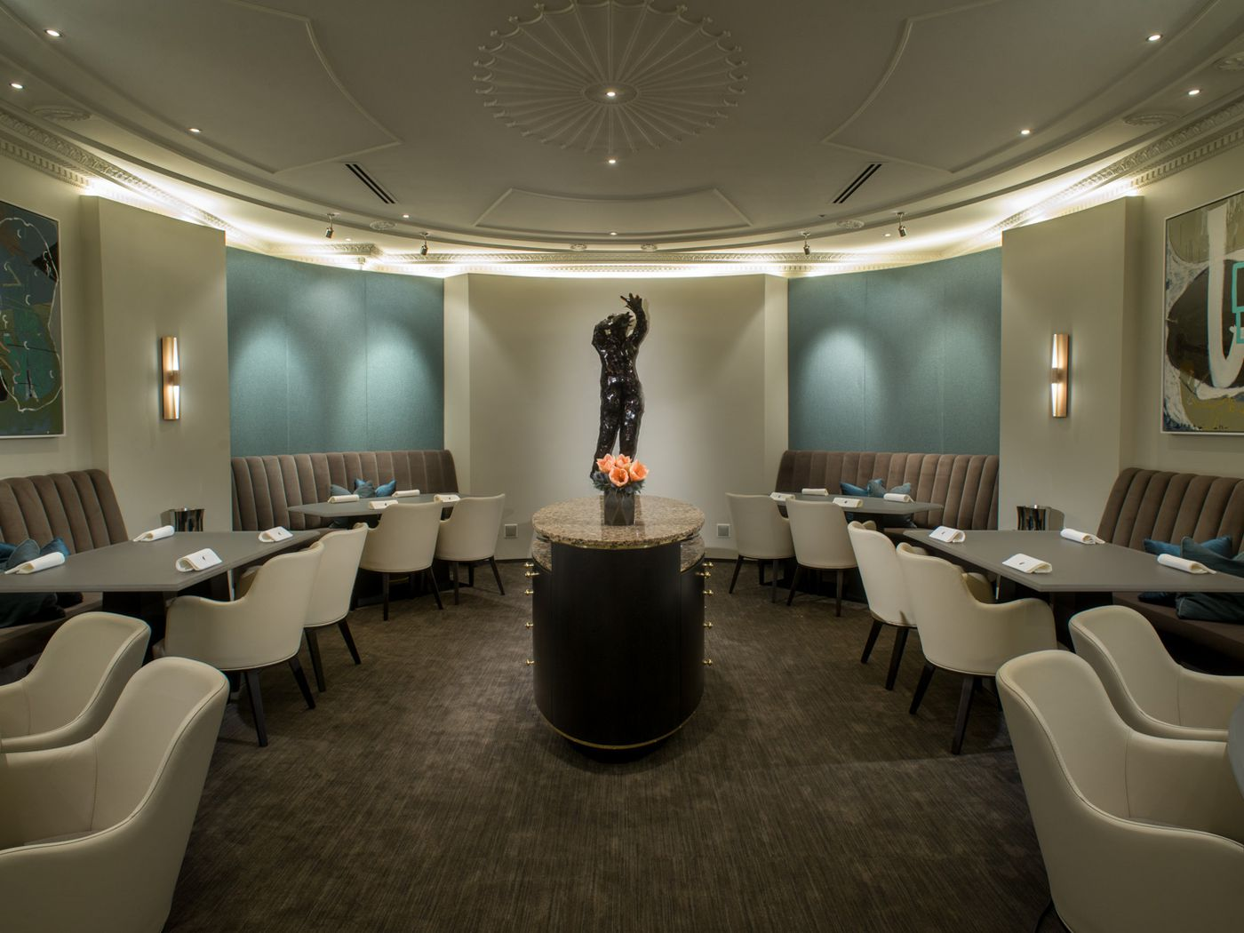 Inside Alinea 2 0 Look Around The Renovation And Details On