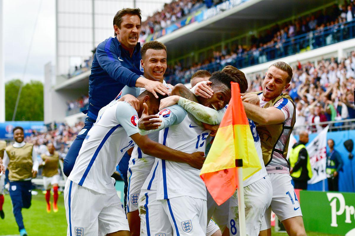 England v Wales - Group B: UEFA Euro 2016