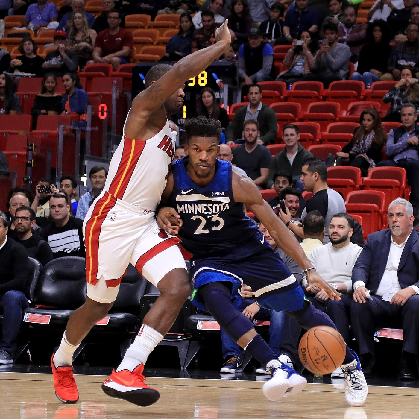 Howard Beck Says Jimmy Butler To Miami Heat Doesn T Make Much Sense Hot Hot Hoops