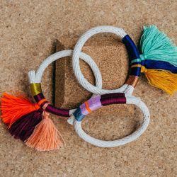 Krysos + Chandi Bracelets, $28 to $48