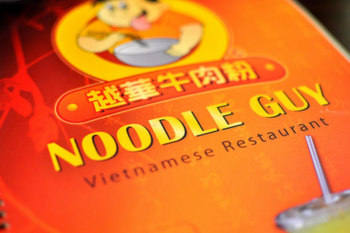 Noodle Guy, Alhambra