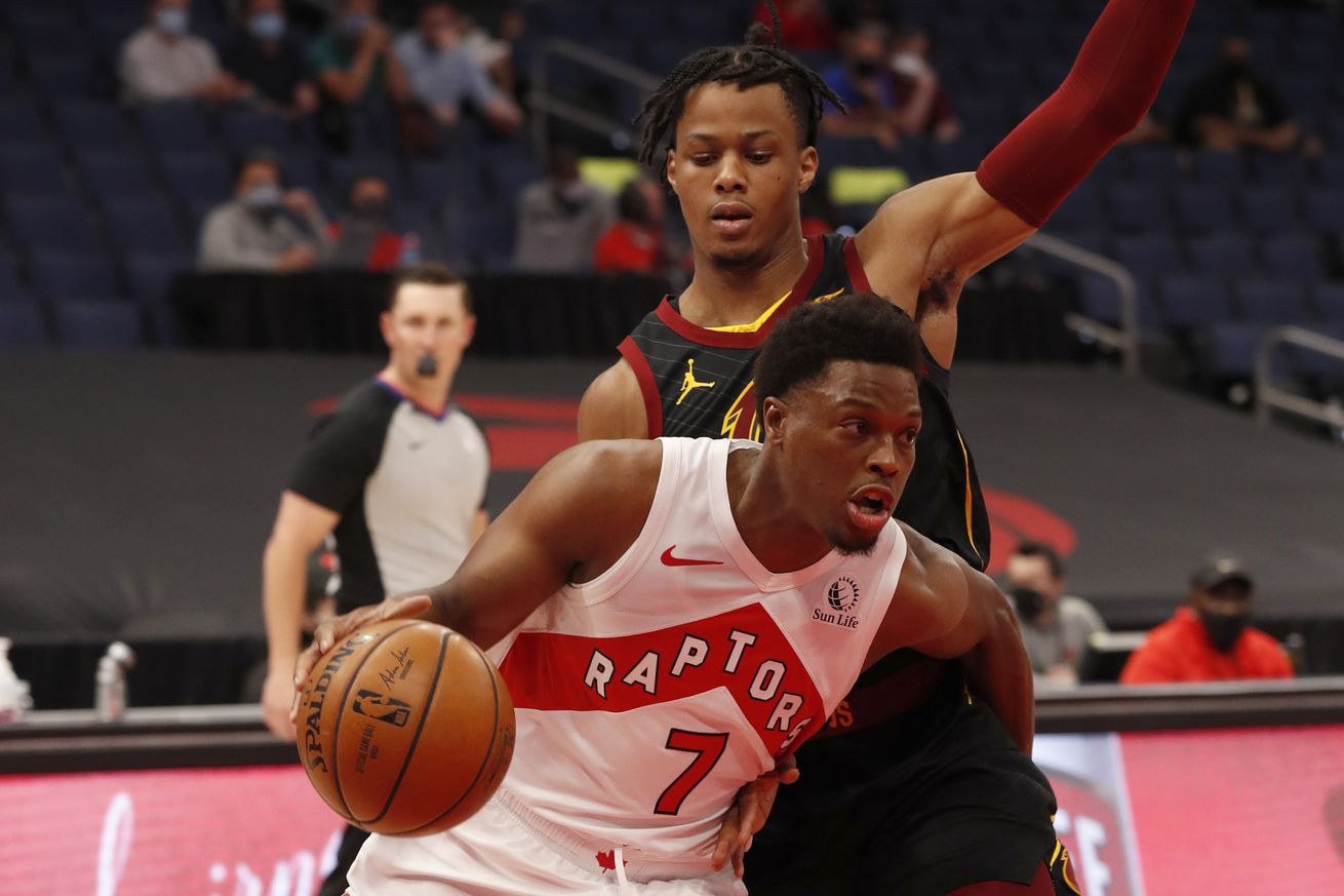 Five thoughts recap: Toronto Raptors 112, Cleveland Cavaliers 96, Kyle Lowry