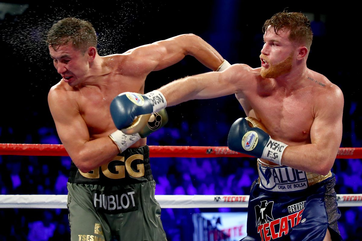 Image result for canelo alvarez vs ggg