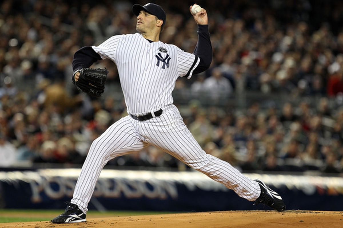 <strong>Andy Pettitte</strong>  (Photo by Al Bello/Getty Images)