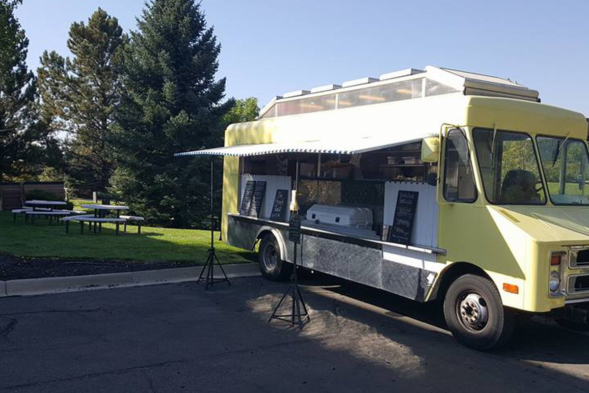 The French Twist Food Truck in Boulder