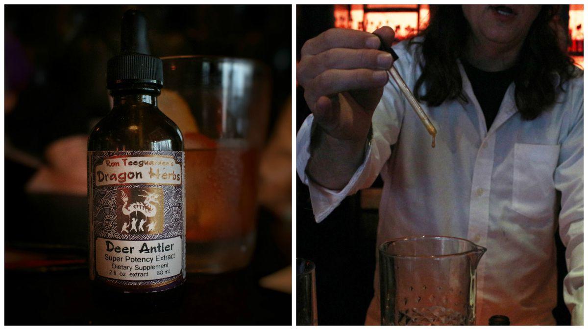 Antler Extract