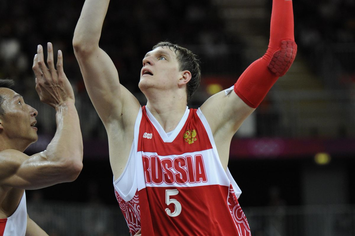 Is Timofey Mozgov enough of a post threat to take down the Spanish giants, who haven't lost a real matchup since 2010?